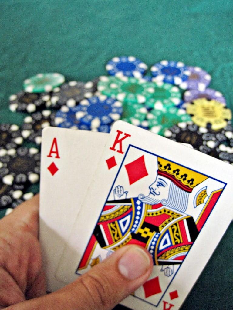 Blackjack-winning-hand