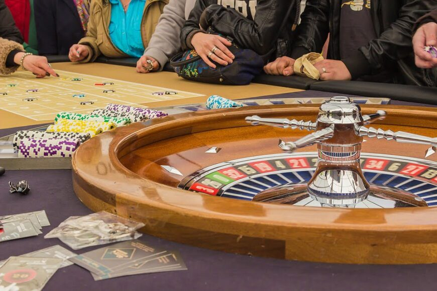 Roulette - table cheating