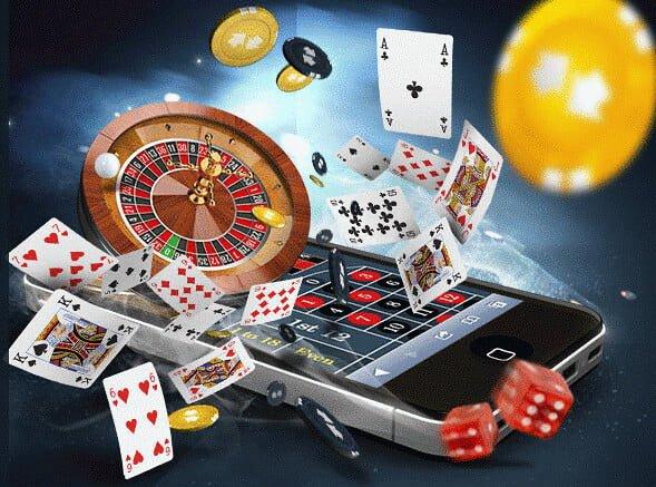 Casino mobile app - ok