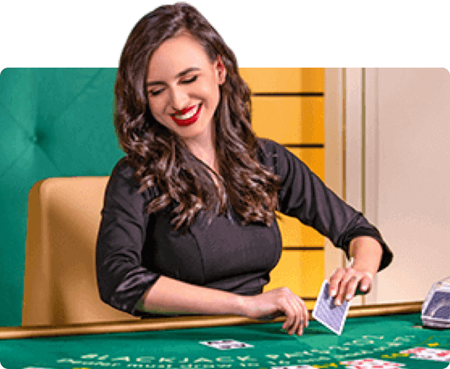 Pragmatic Play - live blackjack