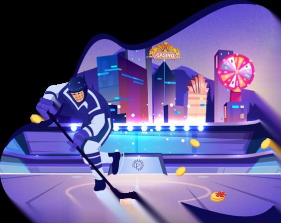 Bet on Ice Hockey