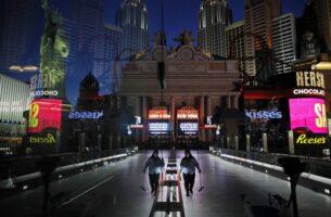 Las Vegas covid