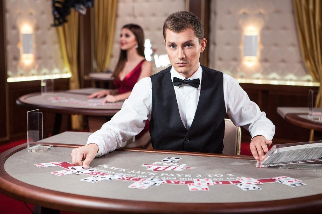 Live Casino Dealer CA