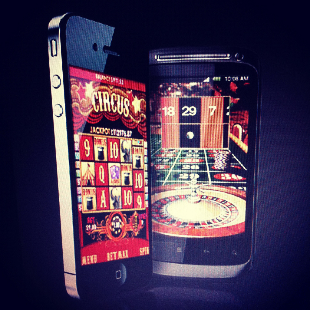 Mobile Live Casino CA
