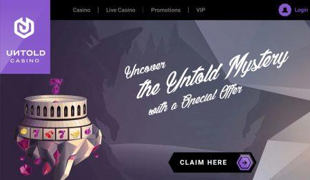 Untold Live Casino Canada