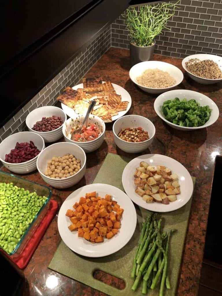 daniel negreanu's vegan meal preparation