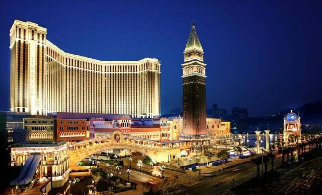 venetian macau casino, china