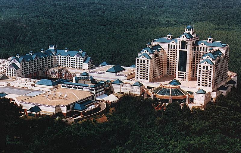foxwoods casino, usa