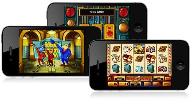iphone mobile games
