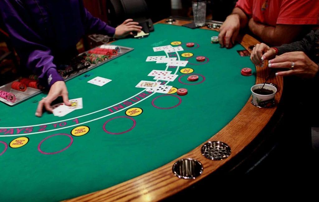 blackjack tactics