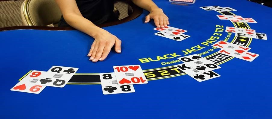 Playtech - blackjack cards