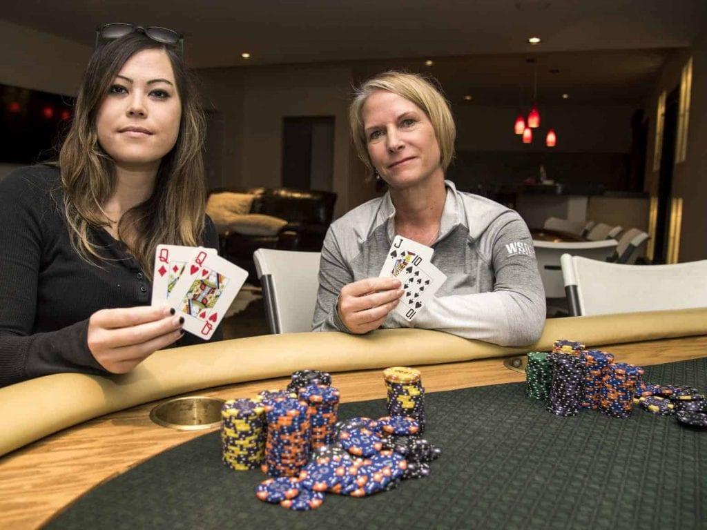 women's WSOP